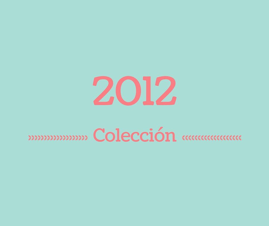 Colección 2012