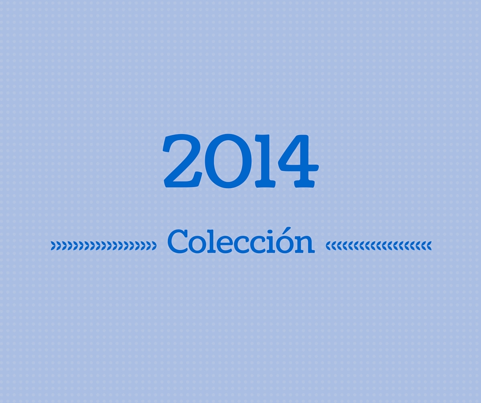 Colección 2014