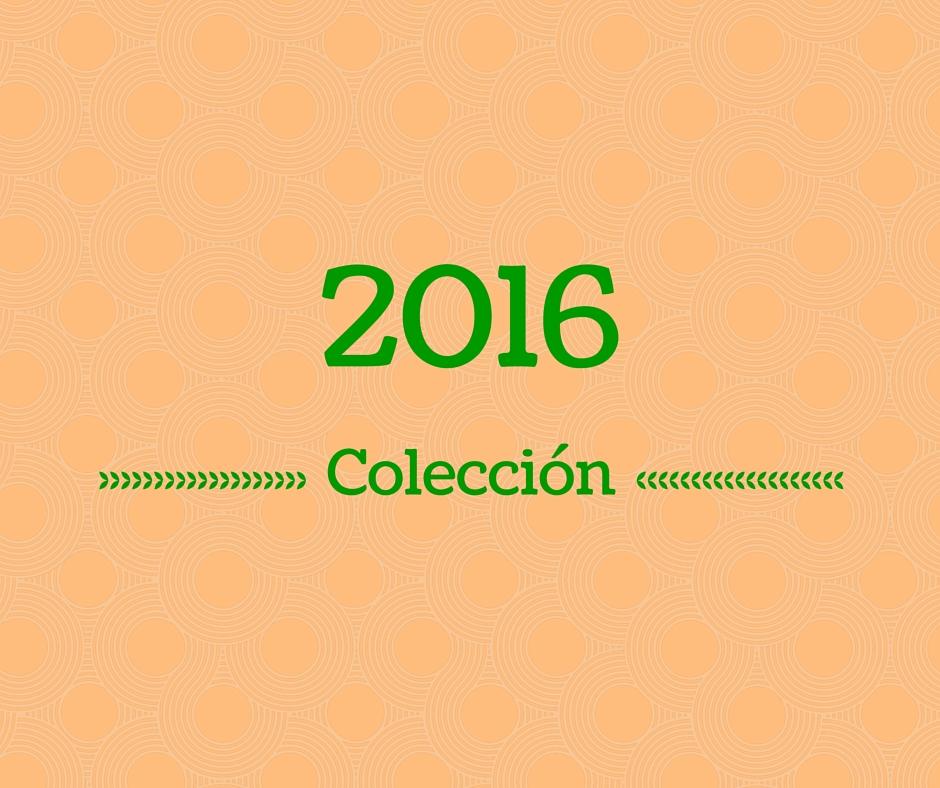 Colección 2016